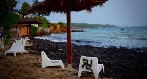 GoldenDawnGirls - greek beach